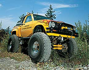 1979 Toyota 4x4 With V8 Engine
