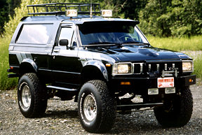 About Northwest Off Road Specialties Toyota 4x4 Parts