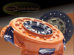 Centerforce ll Toyota Clutch