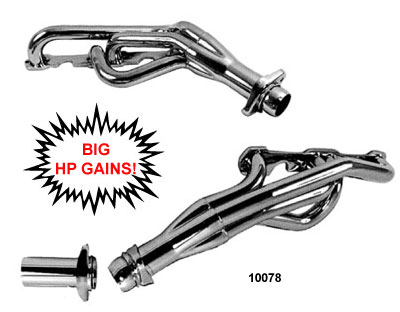 GM V8 Header For Toyota