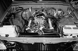 Toyota Pickup V8 Swap Kit