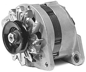 High Output Amperage Heavy Duty Nippodenso Alternators for