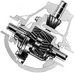 Detroit Truetrac differential