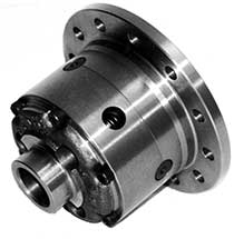 Toyota Truck Limited Slip Differential