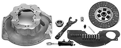 GM MANUAL TRANSMISSION BELLHOUSING ADAPTERS