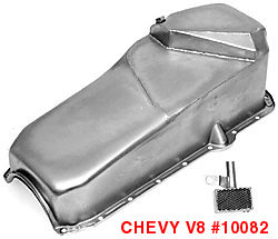 Chevy V8 Oil Pan