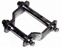 Toyota Truck Greasable Shackles