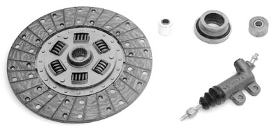 Clutch Engine Conversion Components